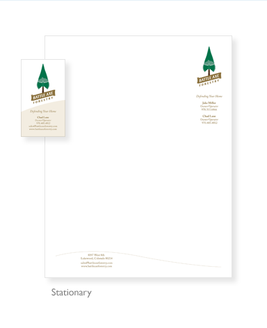 Battle Axe Forestry - Stationary
