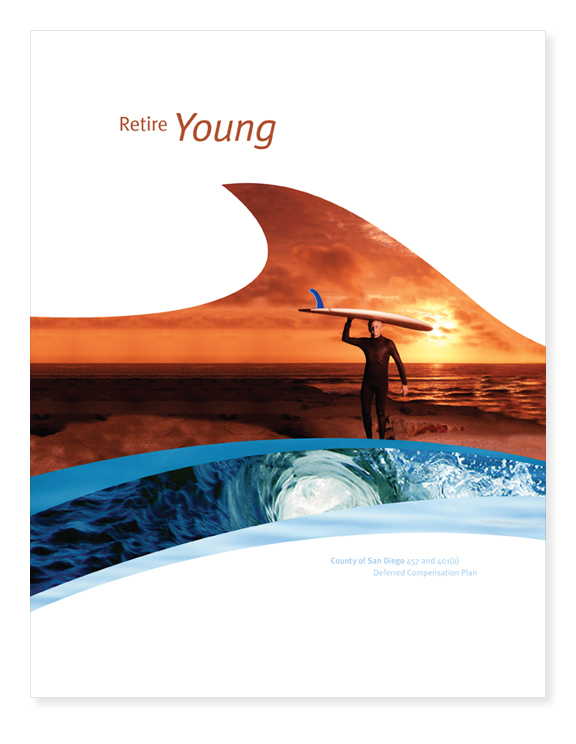 Retire Young - Cover
